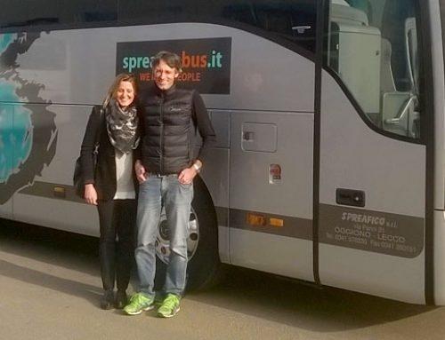 Arriva un nuovo bus